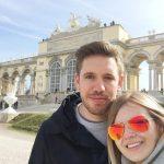 Being a tourist in Vienna Wir haben den gestrigen Taghellip